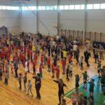 Olimpiskajā dienā skolēni vingroja un iepazina motosportu