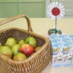 Skolēni saņems svaigus augļus, dārzeņus un pienu