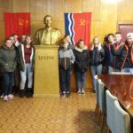 8. b klase devās mācību ekskursijā uz Līgatni