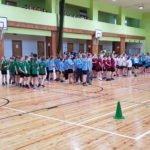 Ceturtās klases piedalījās stafešu sacensībās Krimuldā