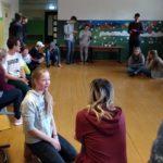 """Projekta """"Skolas soma"""" pasākumi Alojas Ausekļa vidusskolā"""
