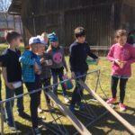 Zaļajā klasē notika Lieldienu aktivitātes