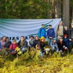 """6.klase piedalījās AS """"Latvijas valsts meži"""" rīkotajā dabaszinību stundā Lizumā"""