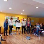Alojieši Erasmus+ projektā Slovākijā mācījās koučingu
