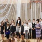 Skolā atzīmēta Latvijas 101.gadskārta