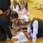 Svētki pirmklasniekiem Alojas Ausekļa vidusskolā