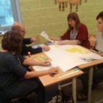 Skolotāji piedalījās vispārējās vidējās izglītības satura plānošanā