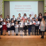 Novada skatuves runas konkursā iegūtas 1.vietas